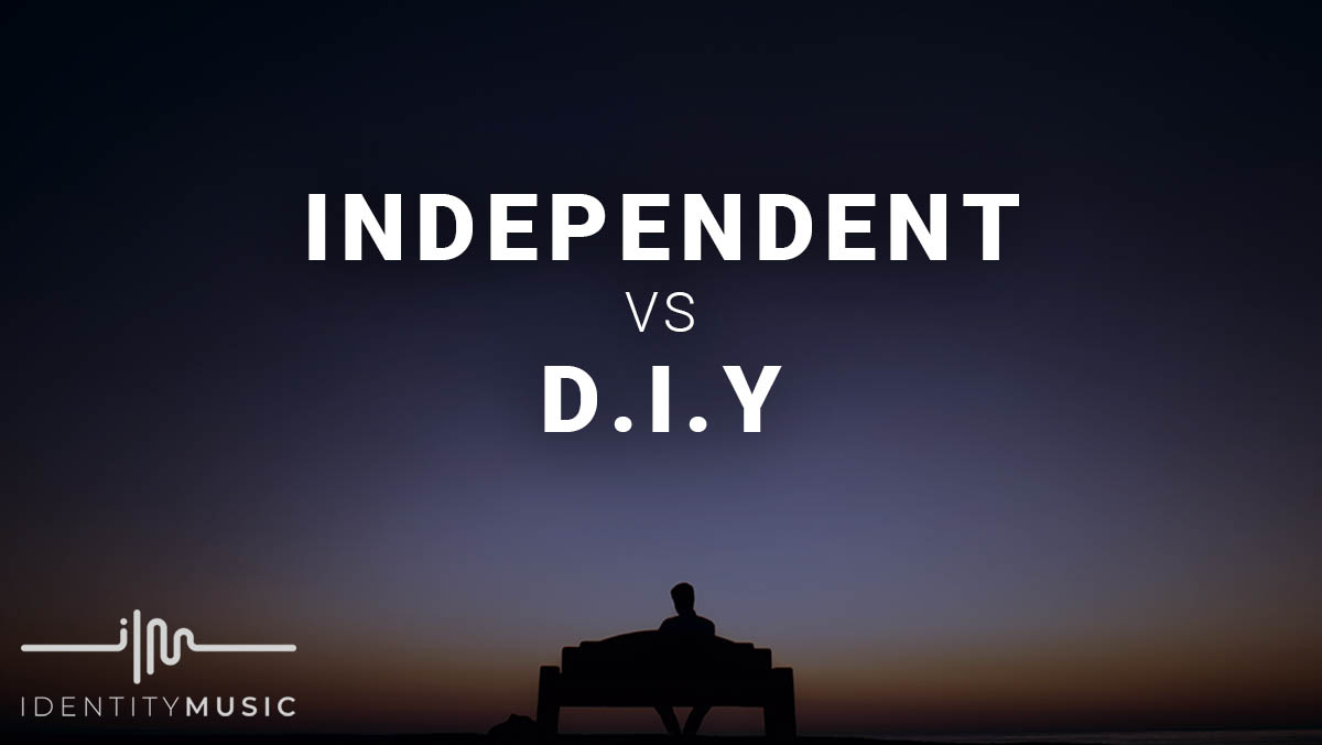 Independent Doesn't Mean DIY