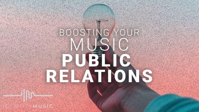Music PR Lightbulb