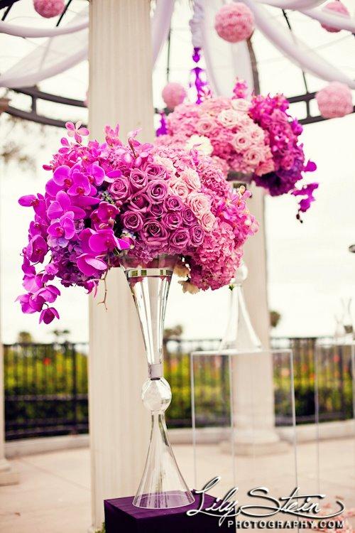 Pink Amp Gray Design Ideas Sacramento Florist Amp Wedding
