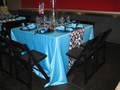 Sacramento Tablecloth And Linen RentalsDamask Table Cloth