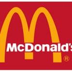 McDonalds rojo