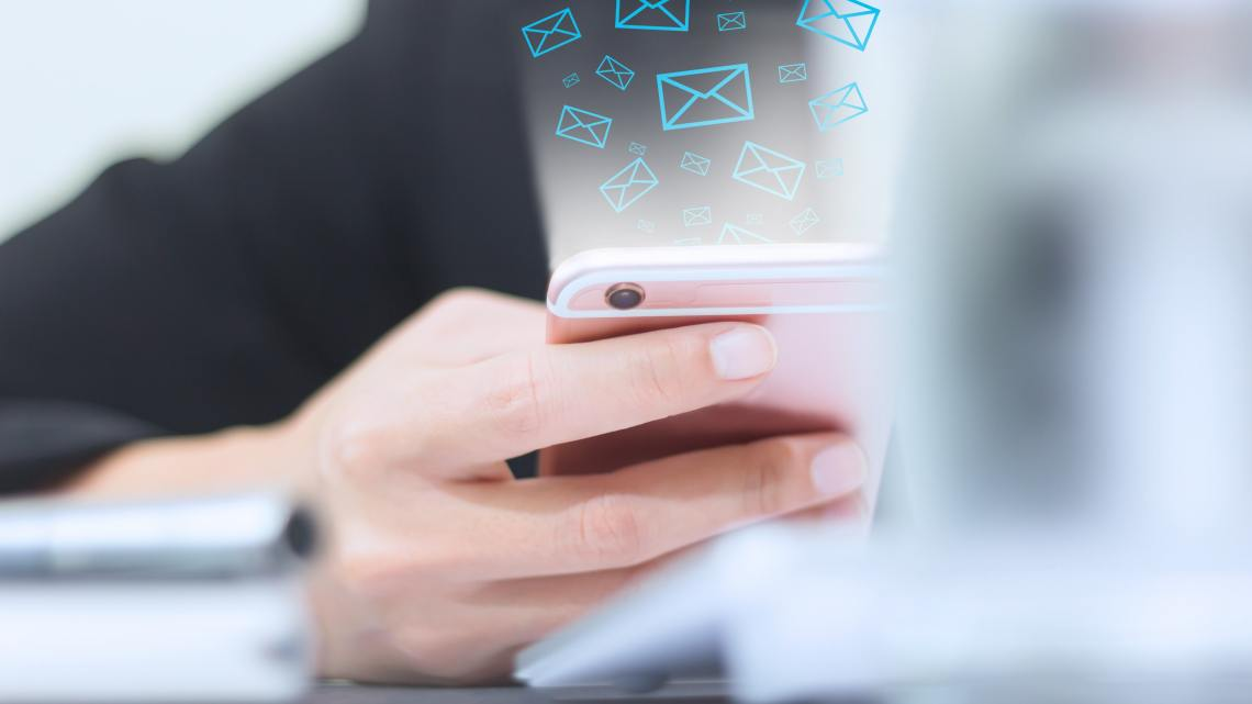 SMS Marketing : Envoi de SMS professionnels en ligne
