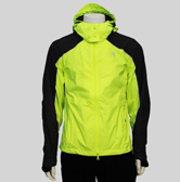 11203 reflective men's running jacket from illumiNITE
