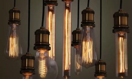 Decoração vintage: como usar as lâmpadas ao seu favor