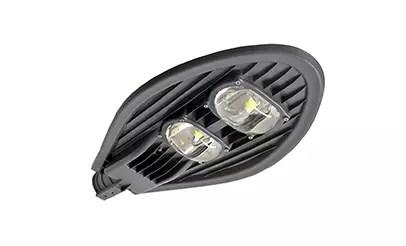 Luminária LED Pública 100w  Branco Frio para Poste