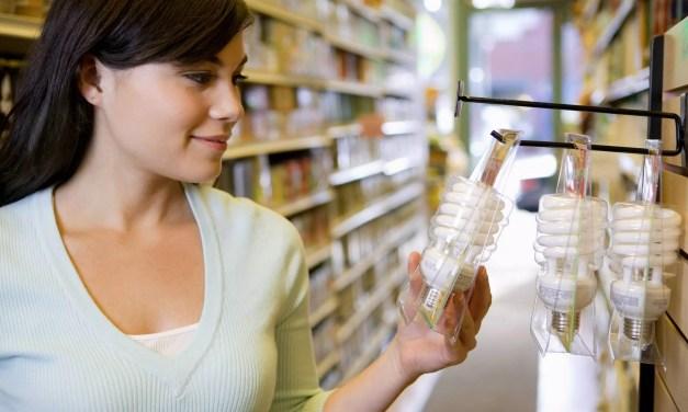 Conheça os direitos do consumidor na compra de lâmpadas