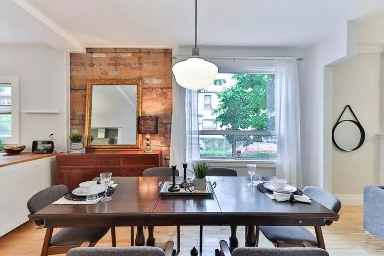 sala-de-jantar-de-decoracao-estilo-ecletica