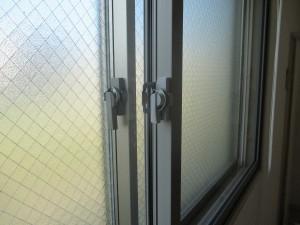 鍼灸院の窓