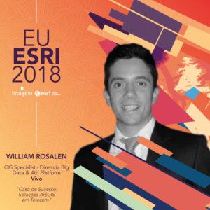 WILLIAM-ROSALEN - eu esri 2018