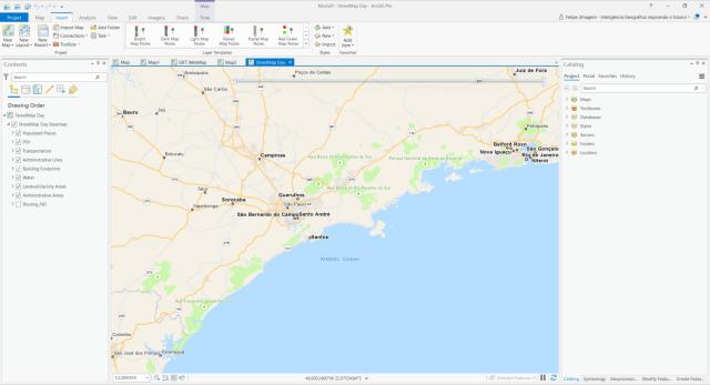 Geocodificação e roteamento mais precisos com o StreetMap Premium - imagem 1
