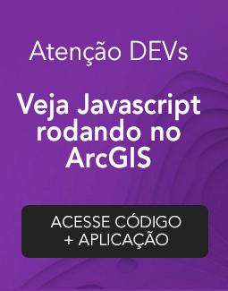 Developers - Teste a aplicação em JavaScript no ArcGIS