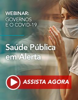 Webinar: Saúde pública em alerta! Veja como usaram GIS em casos reais de combate ao COVID-19 no Brasil e no mundo!