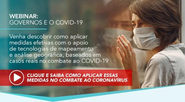 5 etapas efetivas para governos enfrentarem o COVID-19