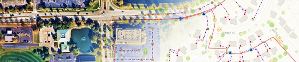 Utility Network aplicado nos setores elétrico e saneamento - imagem 2
