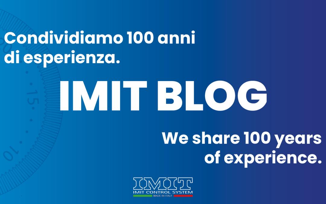 Condividiamo 100 anni di esperienza: benvenuti nel blog IMIT!