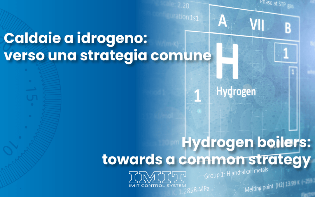 Hydrogen boilers: towards a common strategy