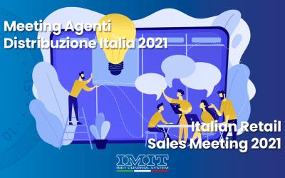 Meeting Agenti Distribuzione Italia 2021