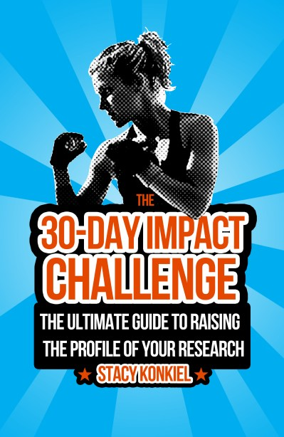 30-Day Impact Challenge ebook cover