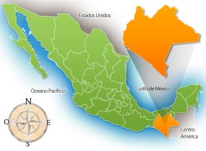 mapa chis