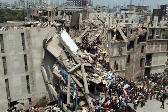 Drame Rana Plaza fast-fashion