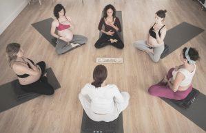 Yoga para gestantes