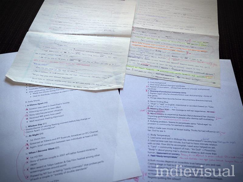 Pen-Paper-Keyboard-Outlining