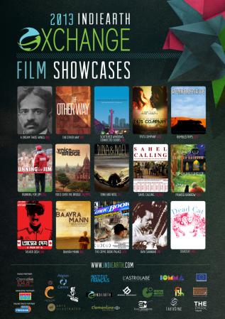 IEX13 FilmsShowcases Poster A3