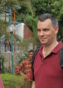 Benoit Olivier - Director - Alliance Francaise of Madras