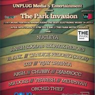 The Park Invasion