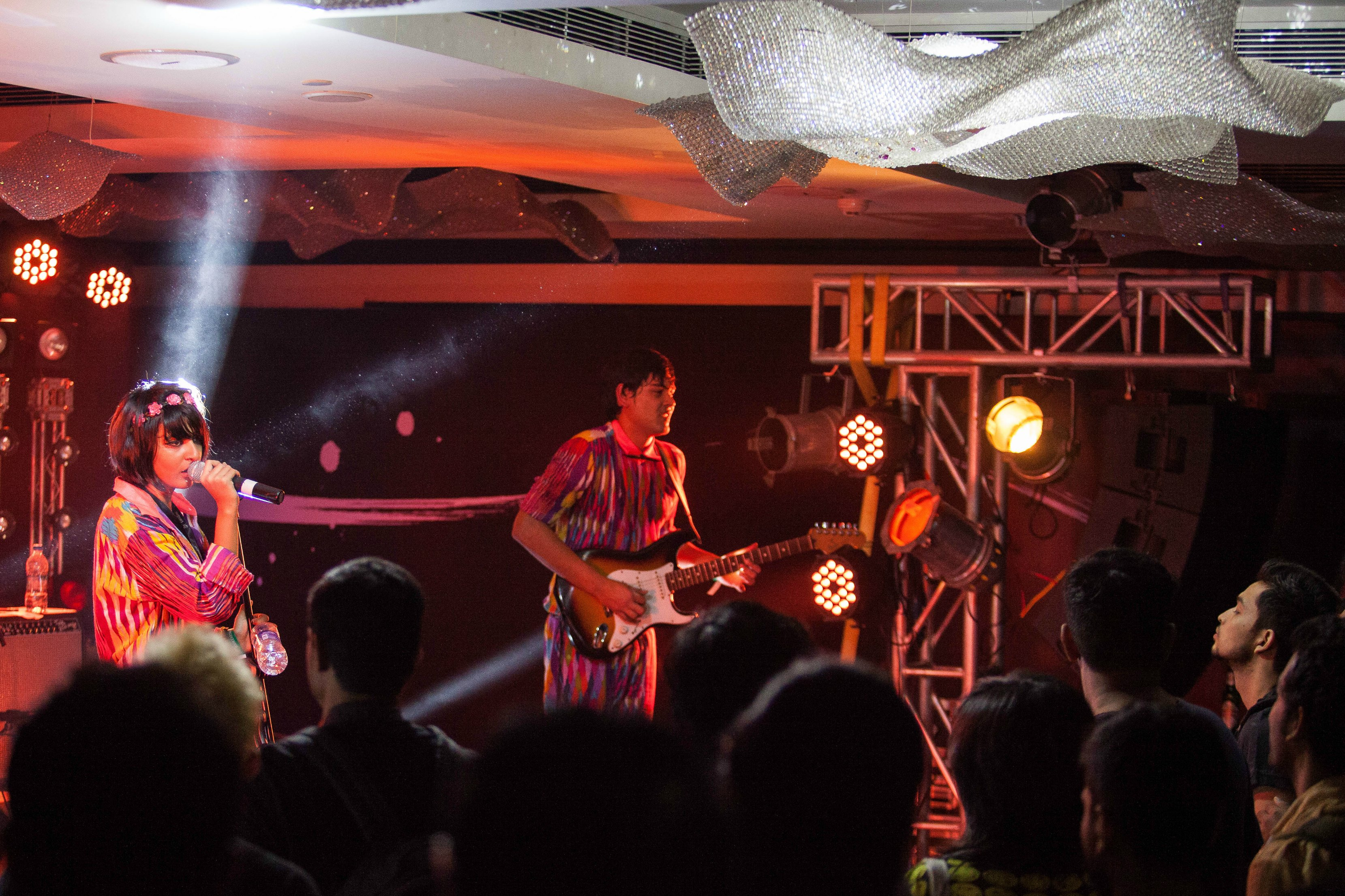 The Ganesh Talkies live at IndiEarth XChange 2014