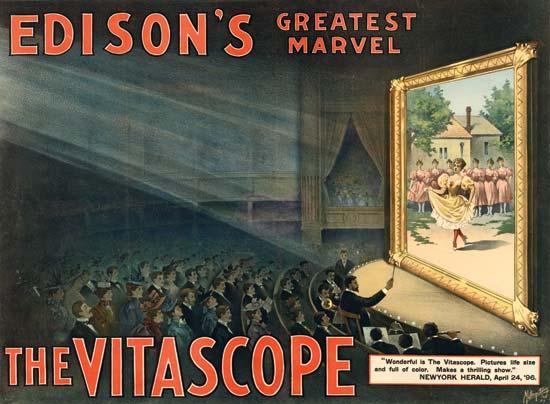 Vitascope vintage