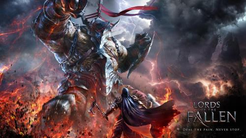 PC Game Giveaways #1: Lords Of The Fallen