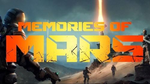 New Steam Game - MEMORIES OF MARS