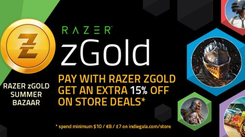 Summer Scratchy Sale's zGold Promo