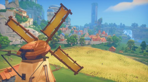 Starlight Island Update comes to My Time At Portia