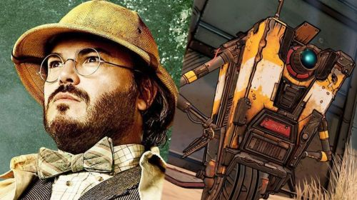 Jack Black & Borderlands Movie