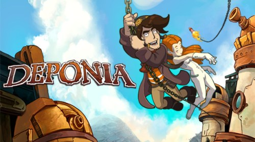 My Deponia Experience