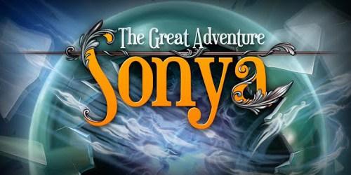 Sonya The Great Adventure