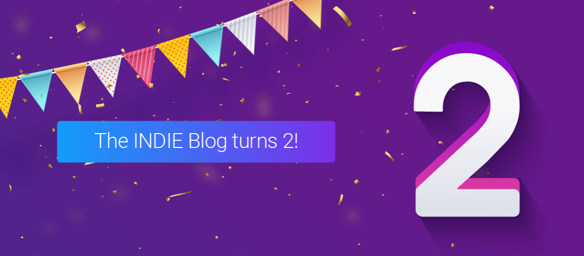 The INDIE Blog turns 2!