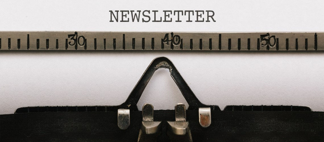 Making the most of newsletters