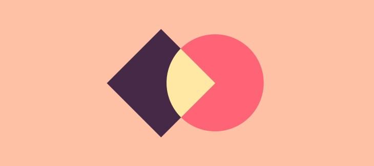rombo e cerchio, illustrazione per l'articolo dedicato a BERTology di indigo.ai