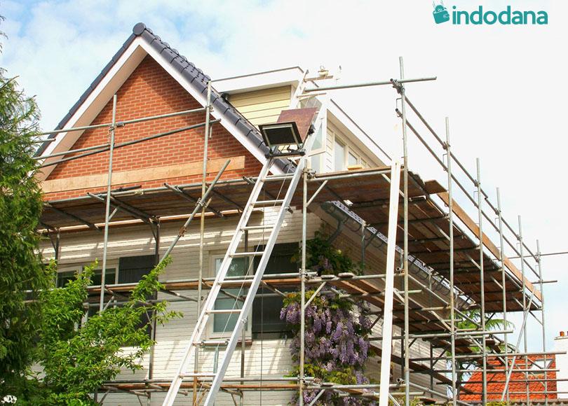 Pinjaman Renovasi Rumah
