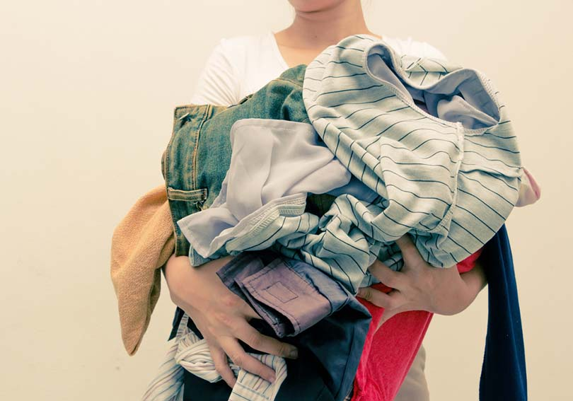 Cuci Baju Sendiri