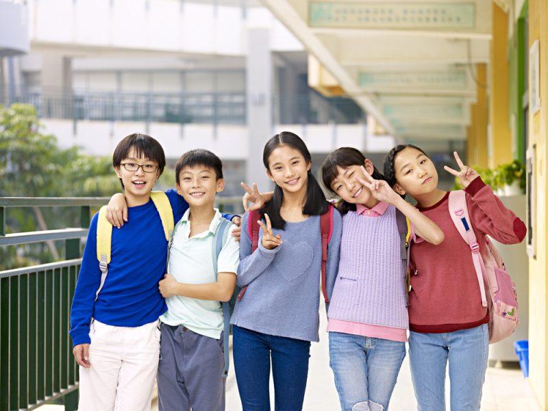 Lembaga Bimbingan Belajar untuk Anak-Anak