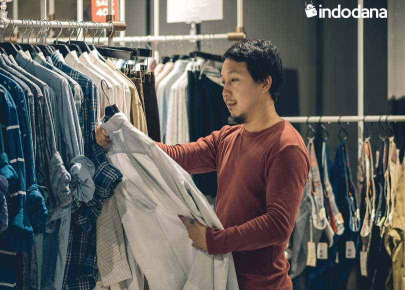 Cara Cerdas Beli Pakaian Pria yang Kece Buat Kamu yang Hobi