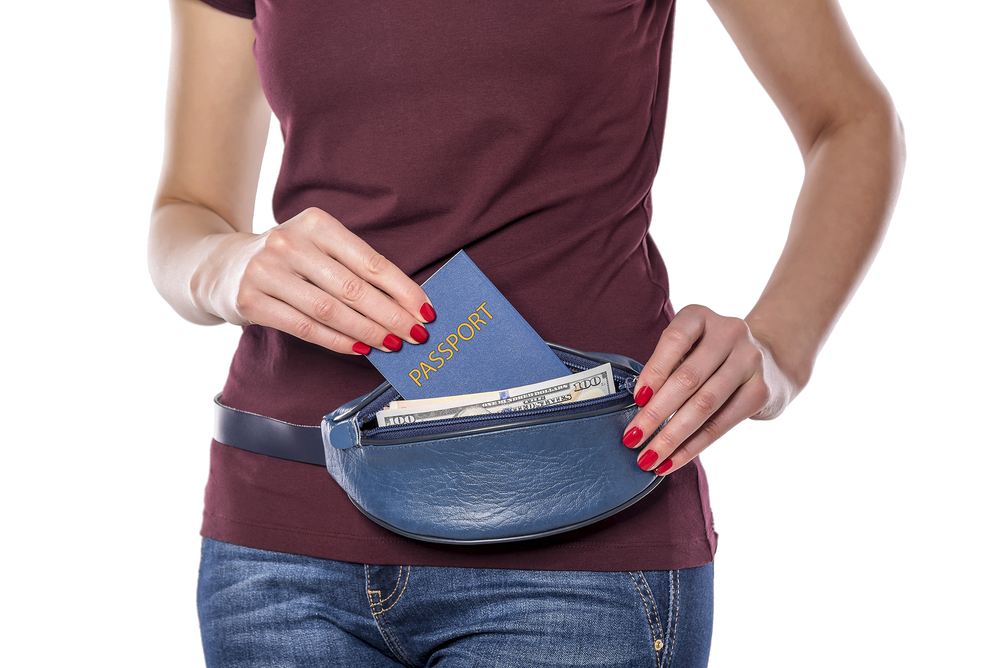 Gunakan Money Belt