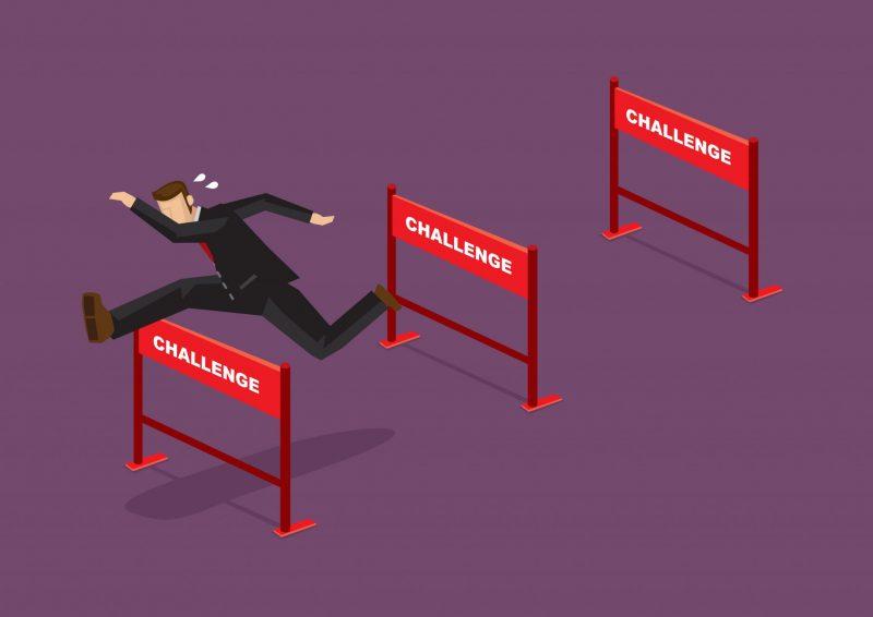 Terima Tantangan dan Fokus