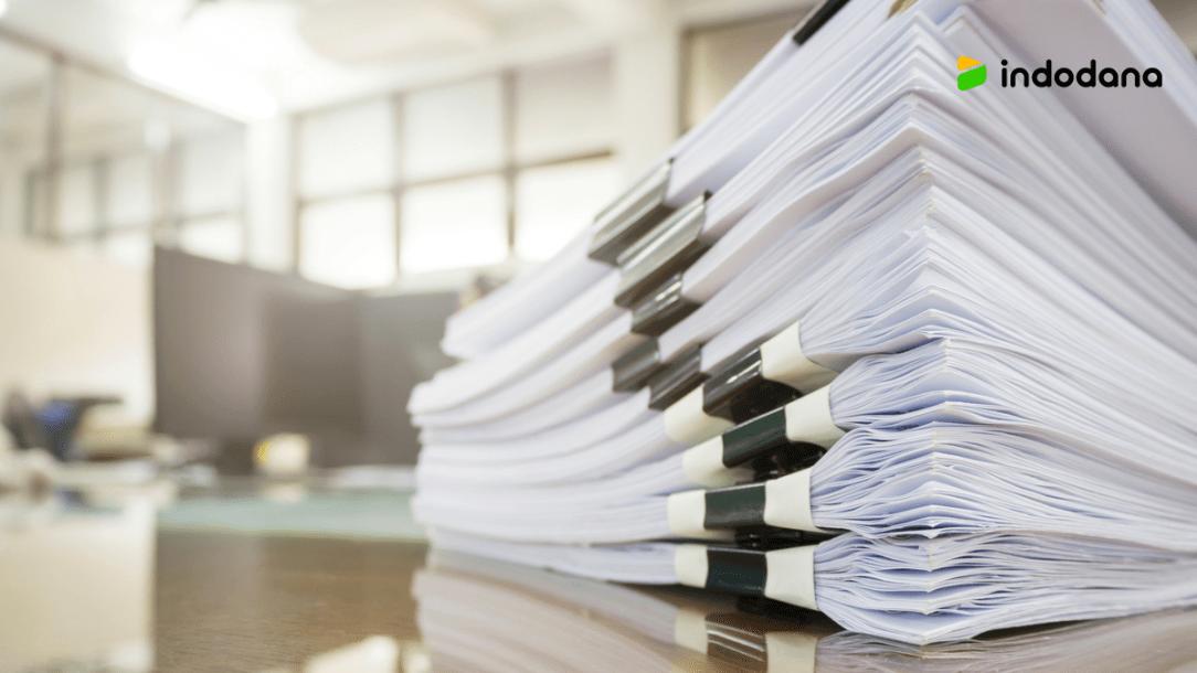 laporan bisnis