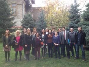 EMPORIO PROYECTO - Meeting 1 Bucarest 11-11-2013