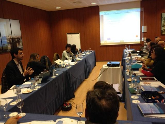 Kickoff meeting Job Impulse Project in Seville 12-13/01/2015
